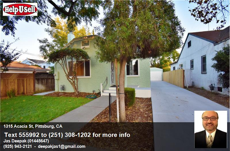 House for Sale in Pittsburg, CA