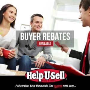 Buyer Rebate - Help-U-Sell